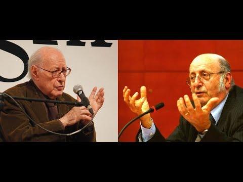 Emanuele Severino e Giovanni Reale: dialogo su Dio (parte 2/4)