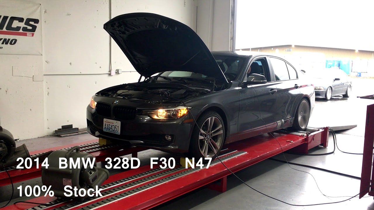 N47 X3 - F30 328D - Tuning - Stage 2