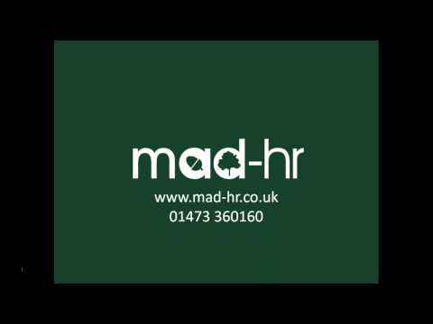 MAD HR New Anglia Growth Hub webinar  An introduction to employing people