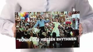 König der heißen Rhythmen