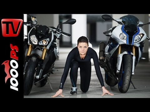 BMW Motorrad Fit2Ride Trainingsprogramm - Fitnesstraining