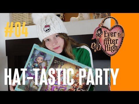 видео: Эвер Афтер Хай ever after Долго и Счастливо Аутфит своими руками шапка Монстр Хай hat-tastic party