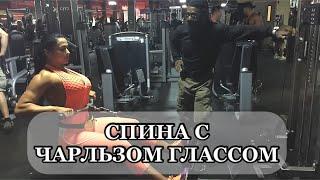 Тренировка спины ВО ВРЕМЯ ОЛИМПИИ 2015