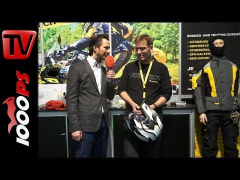 Touratech Motorradzubehör Neuheiten | Vienna Autoshow 2015