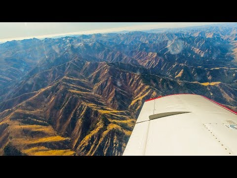 Flying Into Idaho! + Exploring Boise National Forest - High West: Part 4