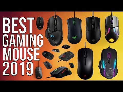 BEST GAMING MICE 2019 | TOP 15 BEST GAMING MOUSE Of 2019