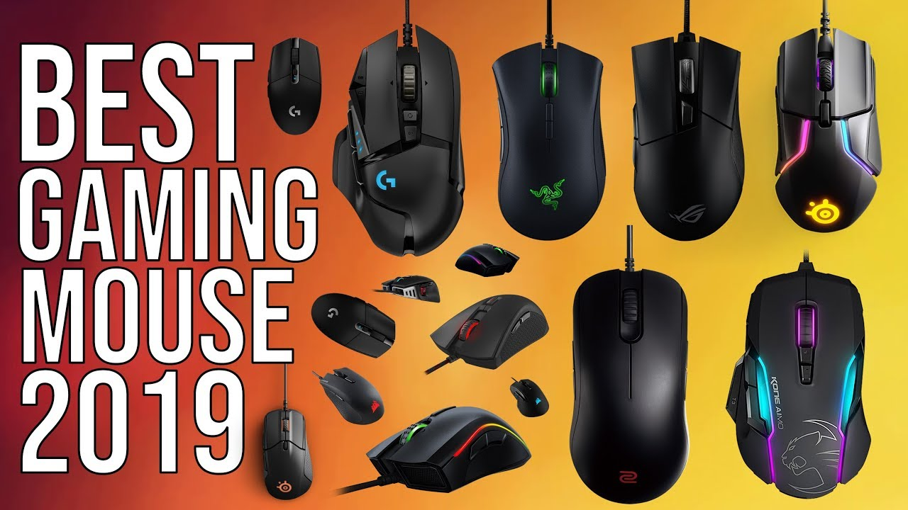 644df5c4f64 BEST GAMING MICE 2019 | TOP 15 BEST GAMING MOUSE of 2019 - YouTube