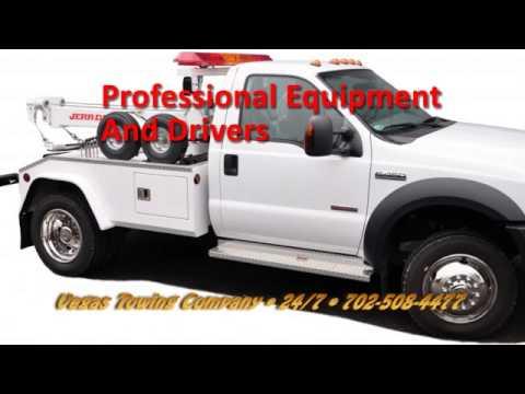Las Vegas Towing Service | 24 Hour Emergency Service