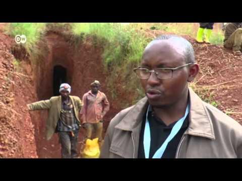 Minería ilegal en el Congo | Global 3000