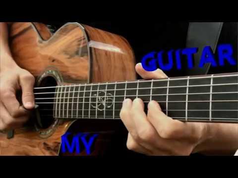 parelima lukai rakha na .. by 1974AD .. guitar cover - YouTube