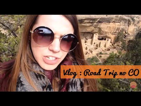VLOG: Road trip Sand Dunes, Mesa Verde, Durango e Four Corners - CO