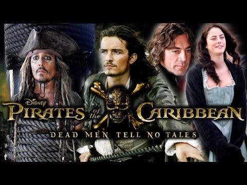Piratas del Caribe 5, todas las noticias (Pirates of the Caribbean: Dead Men Tell No Tales)