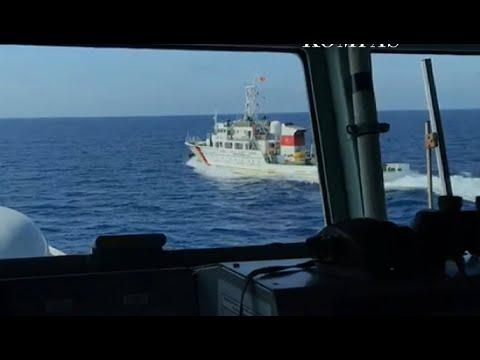 TNI AL Tangkap 4 Kapal Berbendera Vietnam