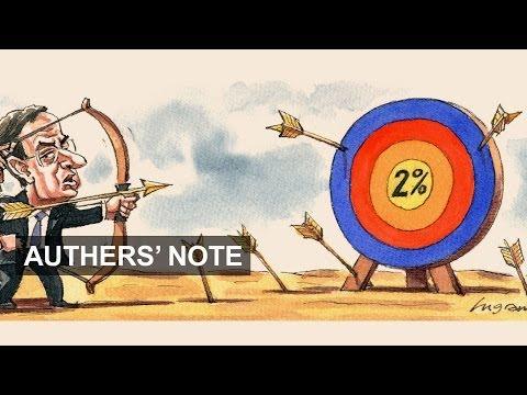 Draghi's deflation dilemma