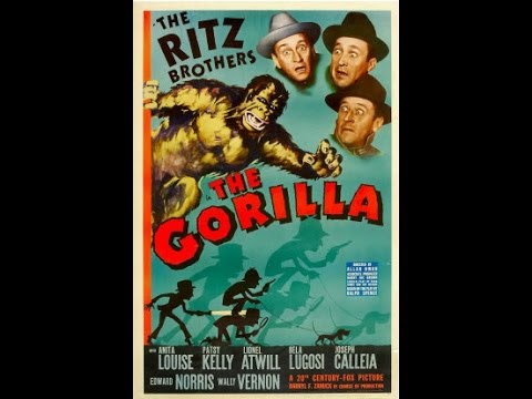 The Gorilla (1939) The Ritz Bros