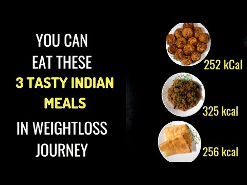 3 Healthy Meals for Weight Loss | How to lose Weight fast at home | Somya Luhadia