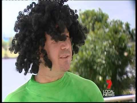 Koppo Kopcikas on Channel 7 local news 02/10/2012