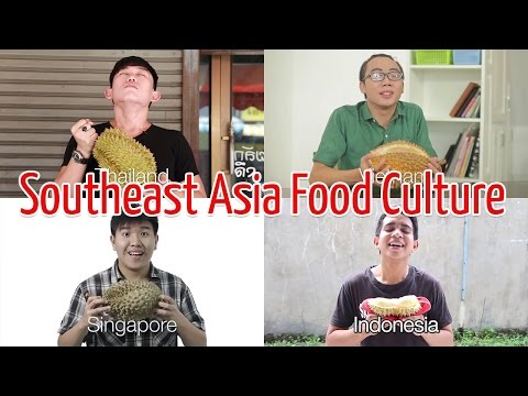 Southeast Asia Food Culture (Ft. SEA YouTubers)