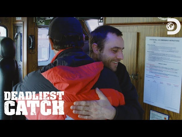 A Hillstrand Joins the Saga | Deadliest Catch