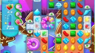 Candy Crush Soda Saga Livello 659 Level 659