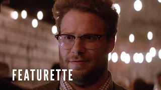 The Interview: Character Featurette - Meet Producer Aaron Rapaport