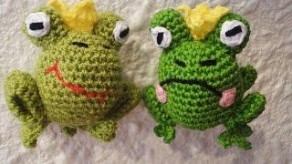 Царевна Лягушка Princess Frog Crochet
