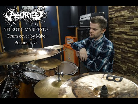 ROADKILL - Aborted Drum Cover.
