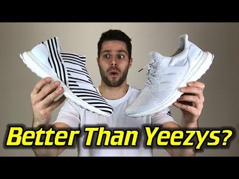 purchase cheap 3759e 270e1 Adidas Nemeziz Tango 17+ 360AGILITY UltraBOOST (Dust Storm) - One Take  Review + On Feet