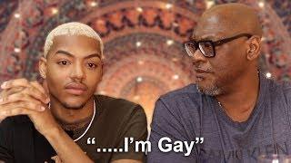 Finally telling my dad i'm Gay after 10 years Emotional | Tarek Ali