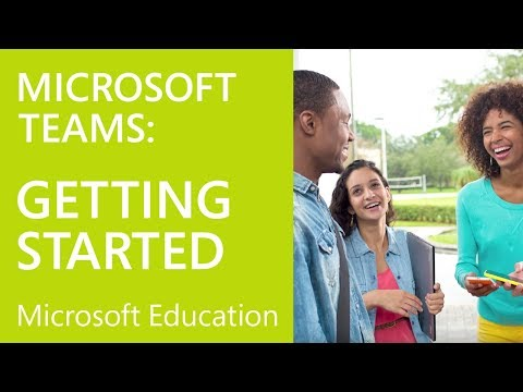 Module 1: Getting Started with Microsoft Teams
