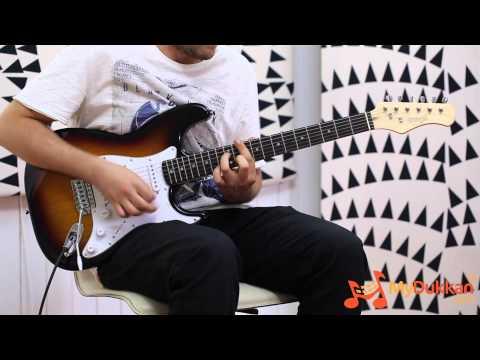 Stagg S250 - Elektro Gitar İncelemesi (Hızlı Video)
