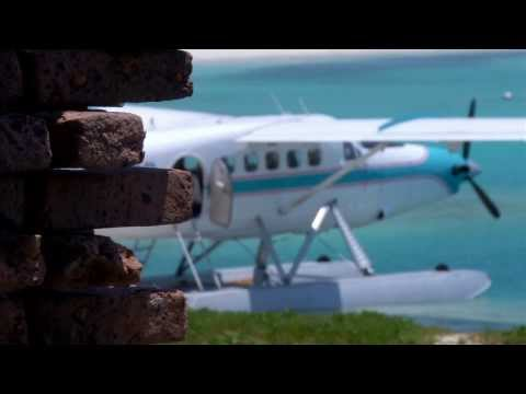 Vist the Dry Tortugas with Key West Seaplane Adventures