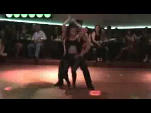 Bachata Competition Rumba Room Memphis 2014 Couple 1