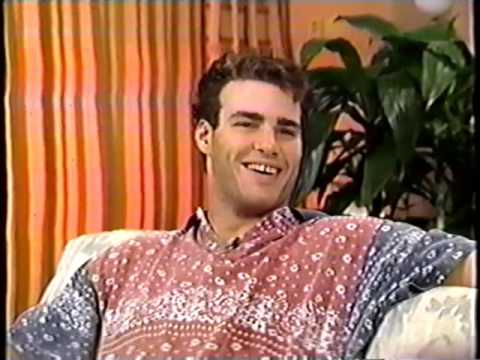 Philadelphia Flyers NHL Eric Lindros First FULL Complete interview 1992