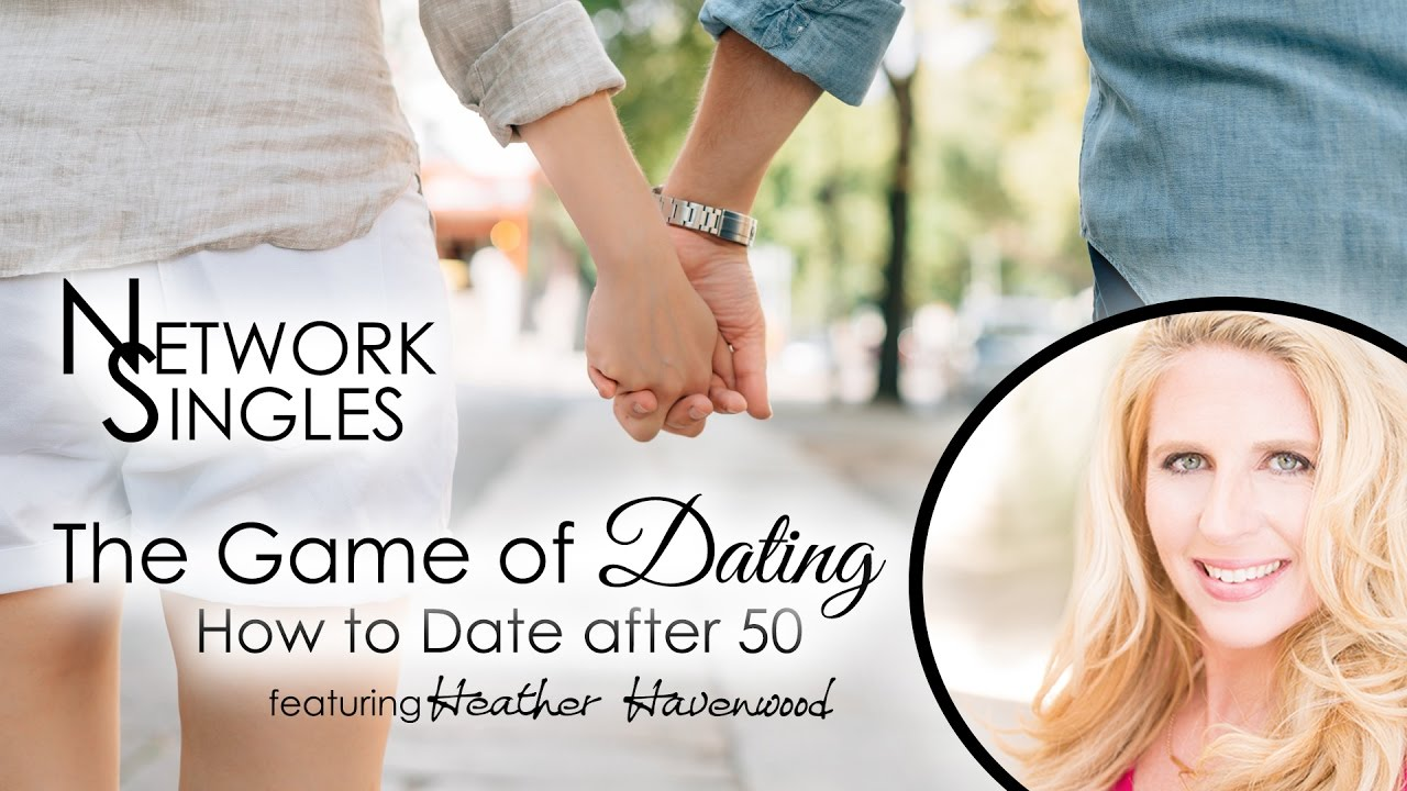 How to start dating at 50