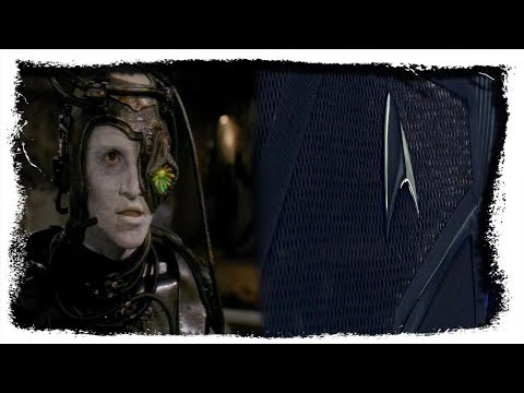 Discovery and Section 31, Starfleet Intolerance and Borg (Ft. AntiTrekker)