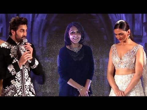 Mijwan 2018: Ranbir Kapoor Heartfelt Speech On Mom Neetu Kapoor and Respecting Woman
