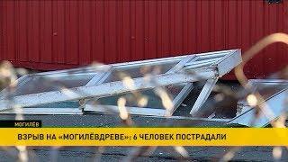 Подробности происшествия на деревообрабатывающем предприятии «Могилёвдрев»