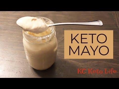 30-Second Keto Mayonnaise