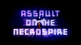 Let's Try Assault on the Necrospire - (Early Access Roguelike Dungeon Crawler Game)