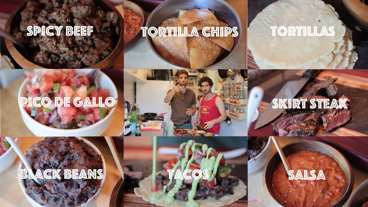 Beginners guide to cooking mexican food youtube beginners guide to cooking mexican food forumfinder Gallery