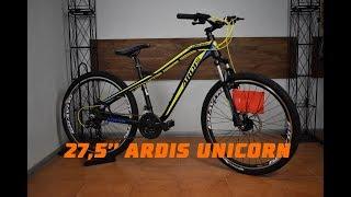 """Обзор Велосипеда 27,5"""" ARDIS UNICORN - на раме 17,5""""."""