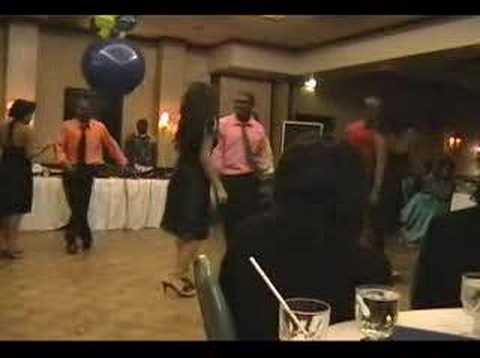 Club Creole Dance at Gala 2007
