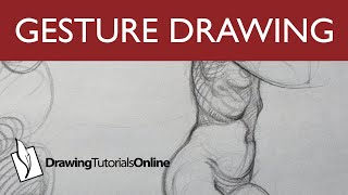 Learn How To Draw The Figure In Ten Minutes - Gesture Drawing