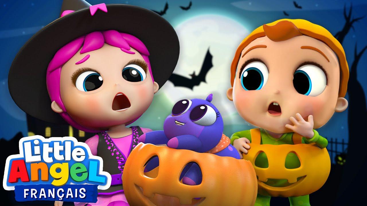 Download La Nuit d'Halloween 🎃 Comptines pour Bébé | Little Angel Français