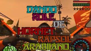 GTA-SA DANDO ROLE DE HORNET REPSOL