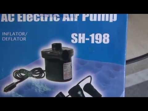 Электрический воздушный насос