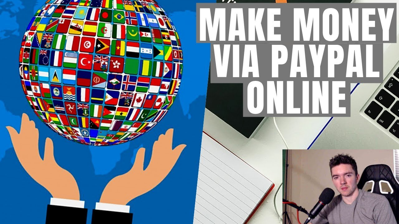 10 International Work-From-Home Websites That Pay You via PayPal