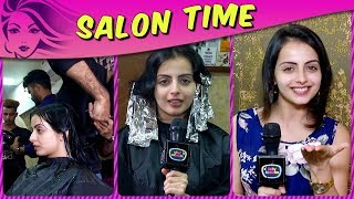 Shrenu Parikh aka Gauri Talks About Her Journey | Balika Vadhu To Ishqbaaz | Salon Time