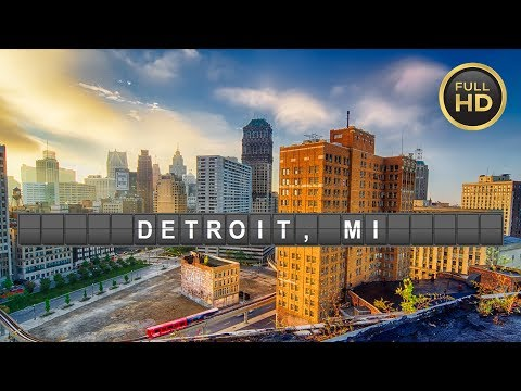 DIY Destinations - Detroit Budget Travel Show | Full Episode